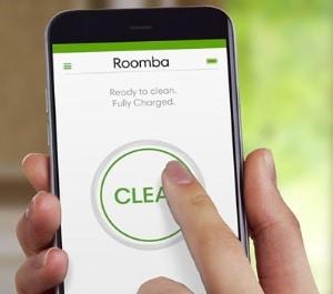 Applicazione dell'iRobot Roomba 671