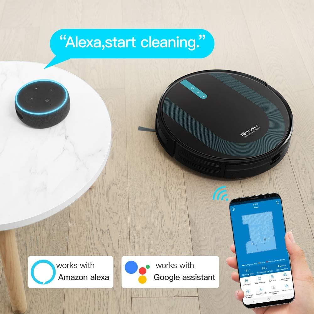 Può essere usato con Alexa e Google Home